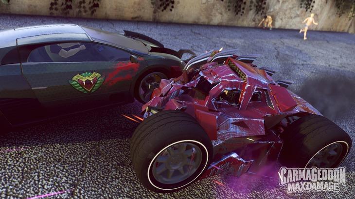 Carmageddon: Max Damage annunciato per PS4 e Xbox One