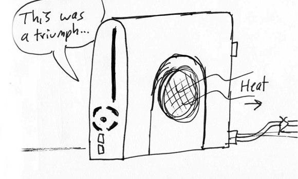 Xbox 360 Slim, Ben Heack analizza le immagini della scheda madre