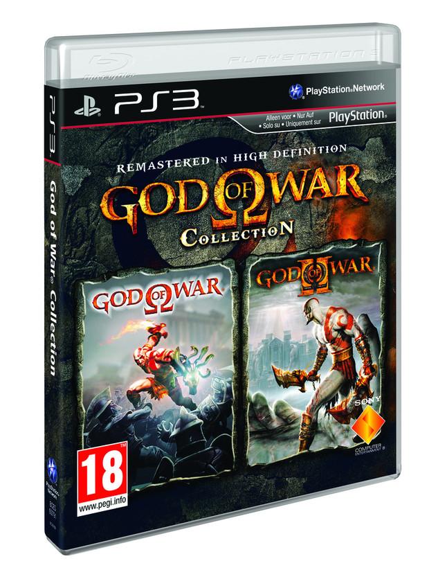 God of War Collection arriverà a fine Aprile in Europa