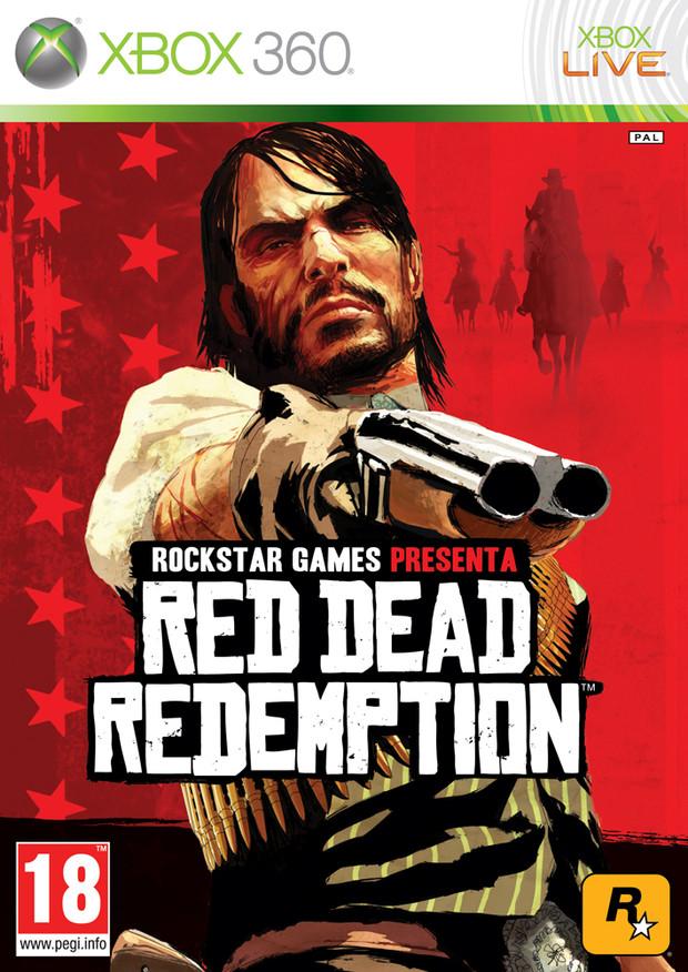 Red Dead Redemption cambia copertina