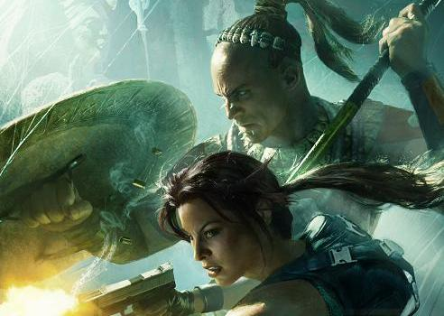 Lara Croft and the Guardian of Light, pubblicato un artwork