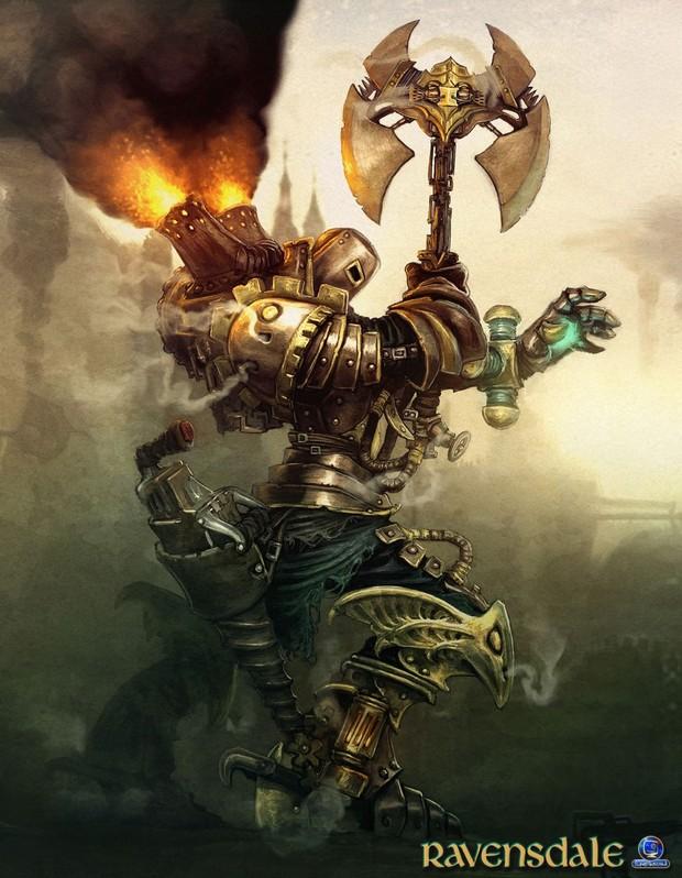 Spellbound Entertainment annuncia Ravensdale per Xbox 360, PS3 e PC