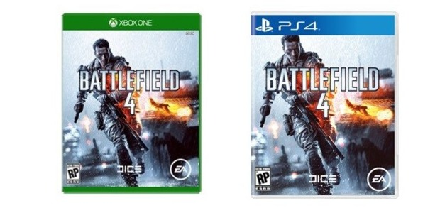 Battlefield 4: sono queste le copertine per Xbox One e PS4?