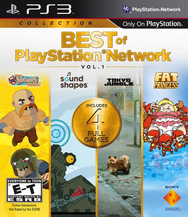 Sony annuncia negli USA la raccolta Best of PlayStation Network Vol. 1