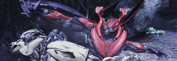 Transformers: Dark of the Moon - recensione - XBOX 360