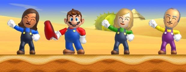 Il Nintendo Wii U utilizzerà i Mii del Nintendo 3DS
