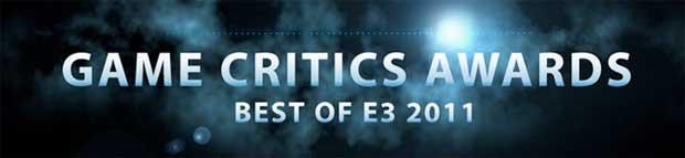 E3 2011: le nomination di Game Critics