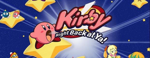 Il cartone animato di kirby arriva su nintendo wii