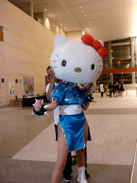 Capcom annuncia... Hello Kitty X Street Fighter?!?