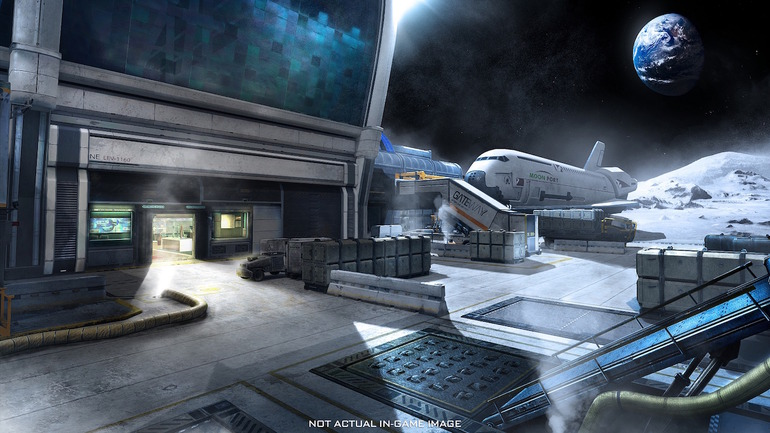 La mappa Terminal tornerà in Call of Duty Infinite Warfare