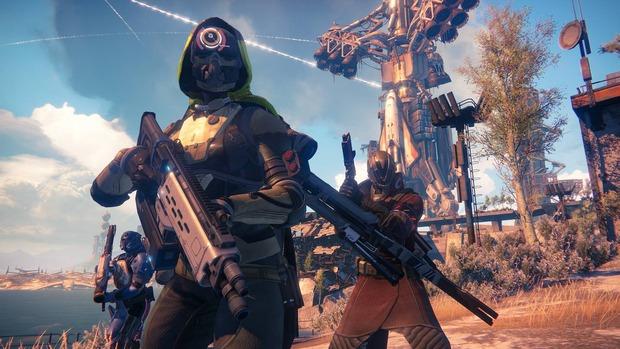 Destiny: pubblicate nuove immagini