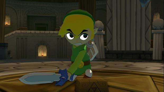 The Legend of Zelda: The Wind Waker HD - nuove immagini da Colonia