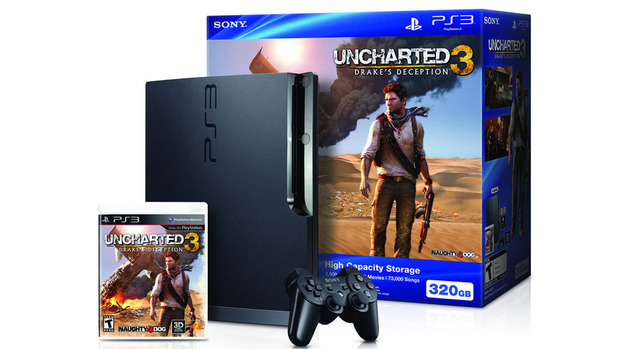 Uncharted 3: negli USA annunciato un bundle console