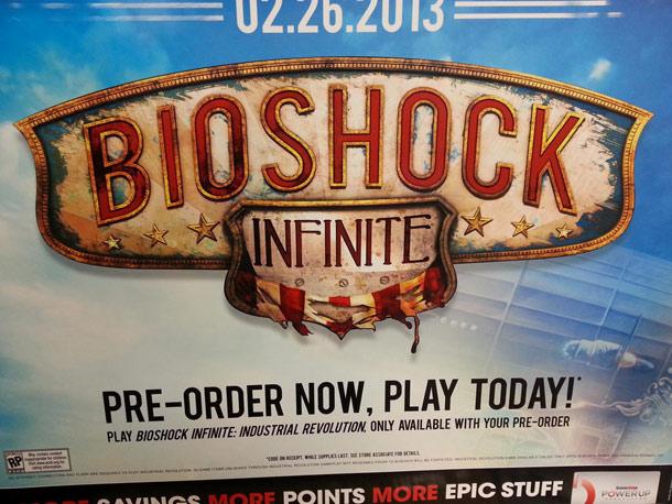 Bioshock Infinite: rivelato un companion game in flash con il pre-ordine del gioco