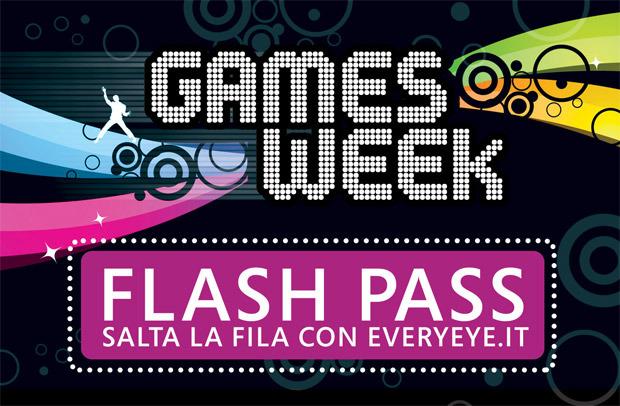 Salta la fila alla GamesWeek con il Flash Pass di Everyeye.it