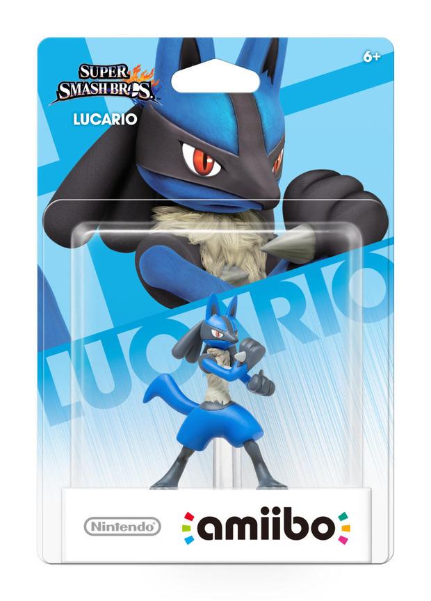 Amiibo: Lucario sarà venduto esclusivamente da Toys R Us
