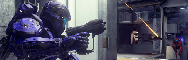 Halo 5 Guardians Multiplayer Beta - Gameplay su Twitch - Replica 22/12/2014