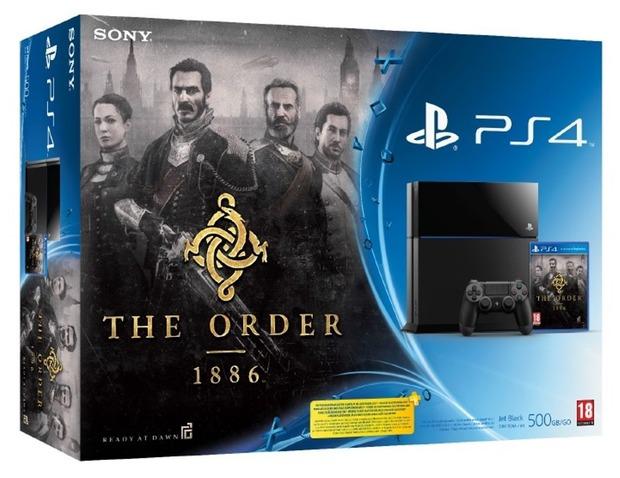 The Order 1886: trapela un bundle con PlayStation 4