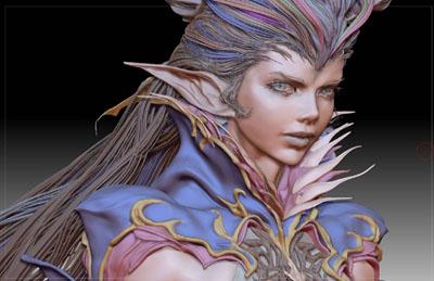 Final Fantasy XIV: A Realm Reborn: Square Enix mostra l'aspetto di Shiva
