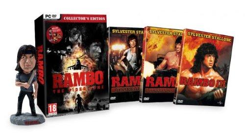 Rambo The Video Game uscirà a febbraio