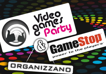 Videogames Party & GameStop il 26/27/28 febbraio al Mantova Comics & Games