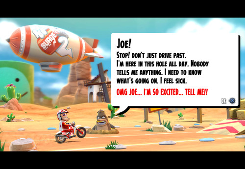 Joe Danger in arrivo sul PlayStation Network?