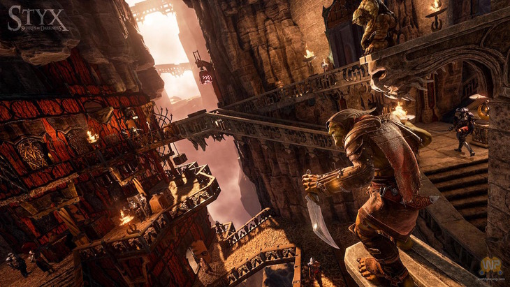 Styx Shards of Darkness: prime immagini del gioco