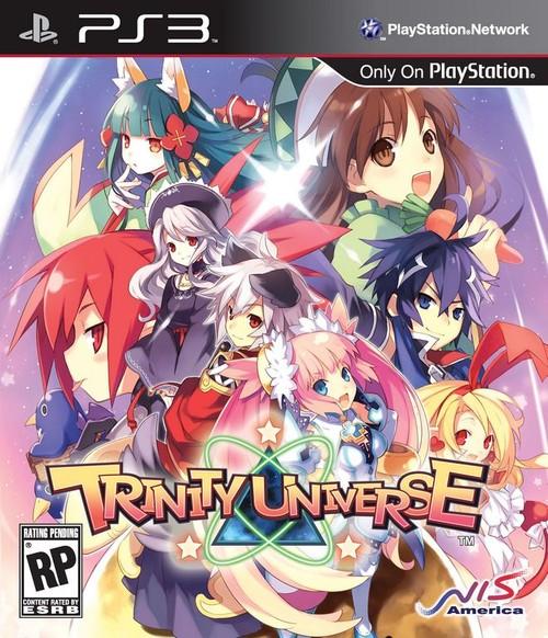 Trinity Universe annunciato per il mercato europeo