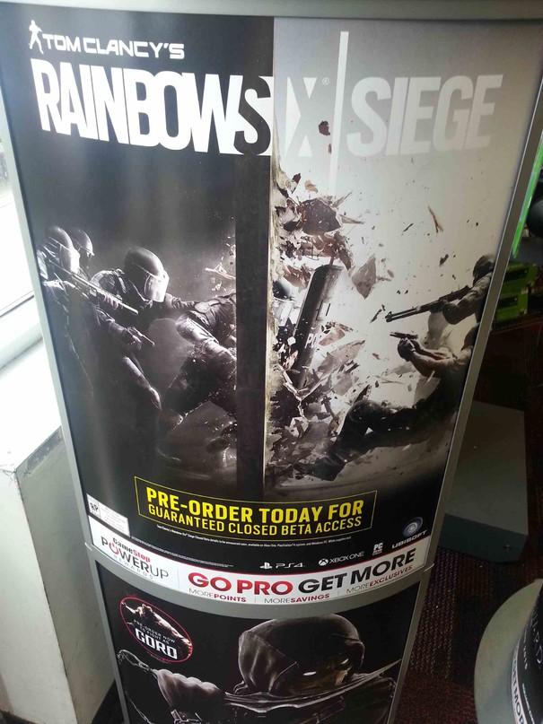Ubisoft conferma la closed beta di Rainbow Six Siege per PC, Xbox One e PS4