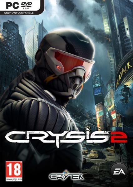 Crysis 2, boxart ufficiale