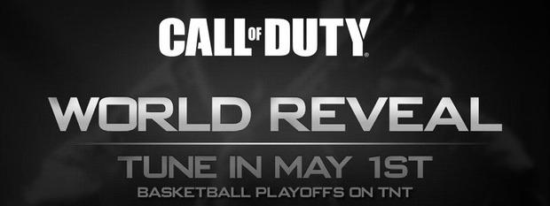 Il nuovo Call of Duty svelato il primo Maggio