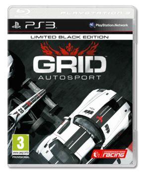 GRID: Autosport - la Black Edition sarà venduta esclusivamente da GAME