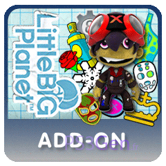 Little Big Planet: DLC ispirato a ModNation Racers in arrivo