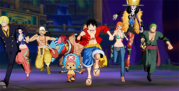 One Piece: Unlimited World R - recensione - PS3