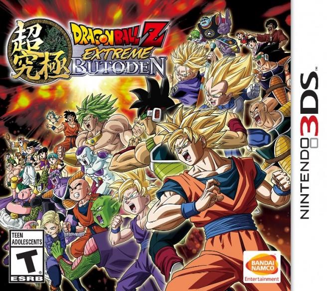 Boxart e nuove immagini per Dragon Ball Z Extreme Butoden