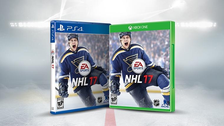 NHL 17: primo gameplay trailer, annunciata la beta