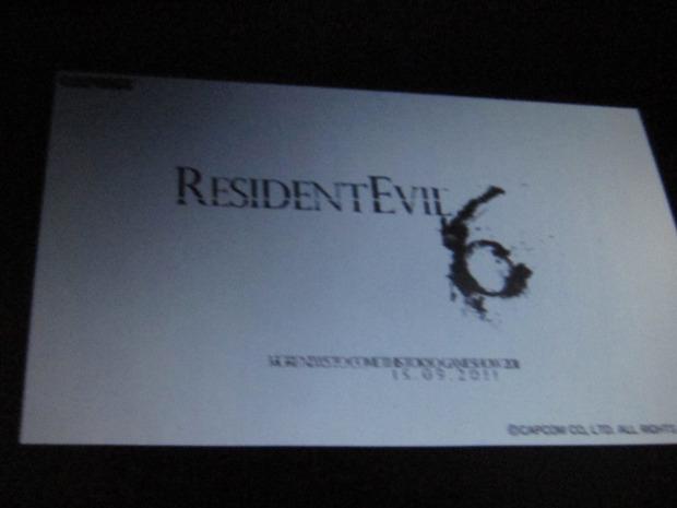 [Rumor] Svelato il logo di Resident Evil 6. Annuncio ufficiale al Tokyo Game Show?