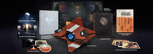 Destiny: la Ghost Edition è sold out in Inghilterra - Notizia