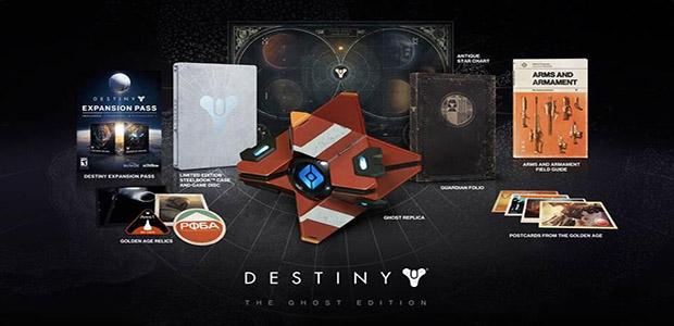 Destiny: la Ghost Edition è sold out in Inghilterra