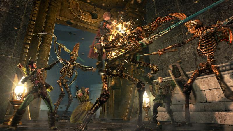 Dragon's Dogma Online, Capcom ha pubblicato nuove immagini del gioco