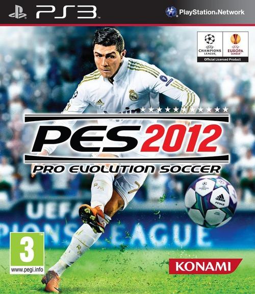 PES 2012: ecco la copertina ufficiale con Cristiano Ronaldo