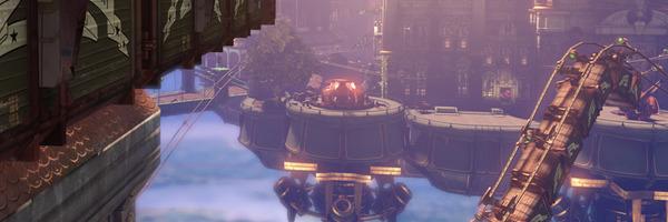 Bioshock Infinite, Irrational Games ci spiega le dinamiche delle 'Sky-Line'
