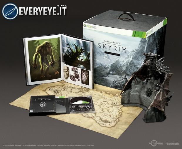 The Elder Scrolls V Skyrim: una nuova immagine della Collector's Edition