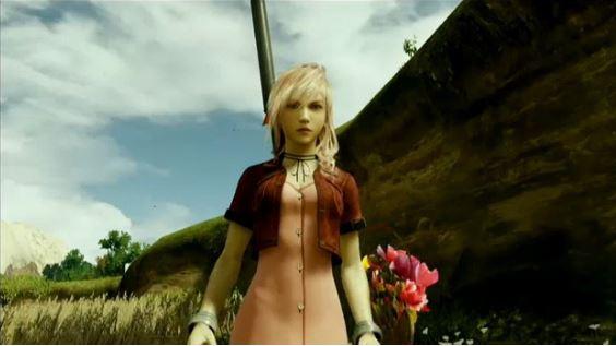 Lightning Returns: Final Fantasy 13 - immagini dal costume di Aerith
