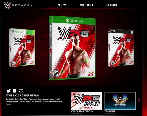 WWE 2K15 arriverà anche su PC?