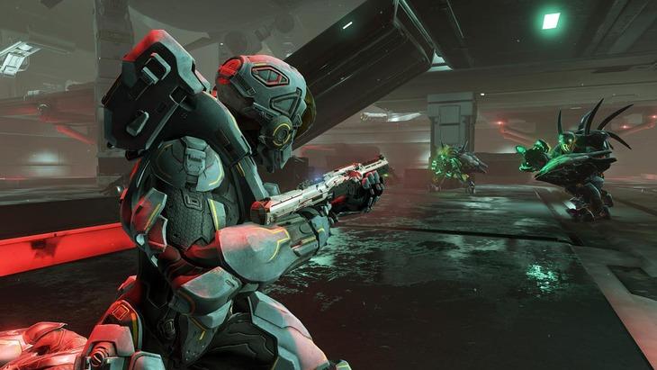 Halo 5 Guardians: pubblicate nuove immagini tratte dalla campagna