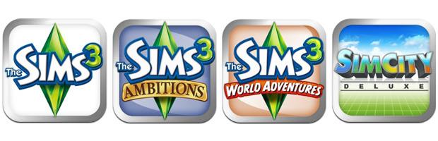 La gamma dei titoli The Sims per iPhone scontata solo per poche ore