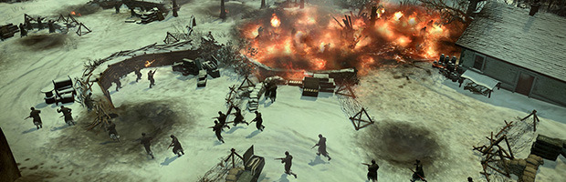 Company of Heroes 2 Ardennes Assault è disponibile da oggi - Notizia