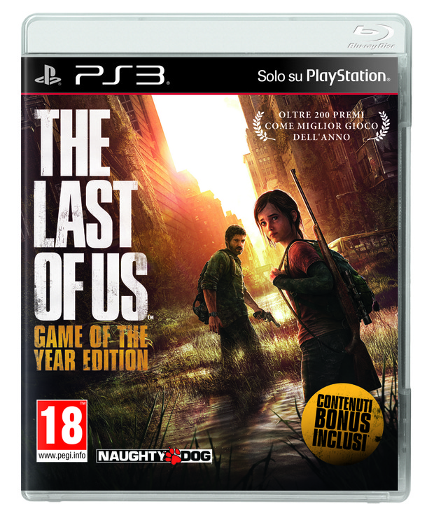 The Last of Us Game of the Year Edition confermata per PlayStation 3
