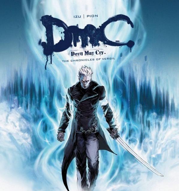 DmC: Devil May Cry: disponibile il primo numero del fumetto che fa da prequel